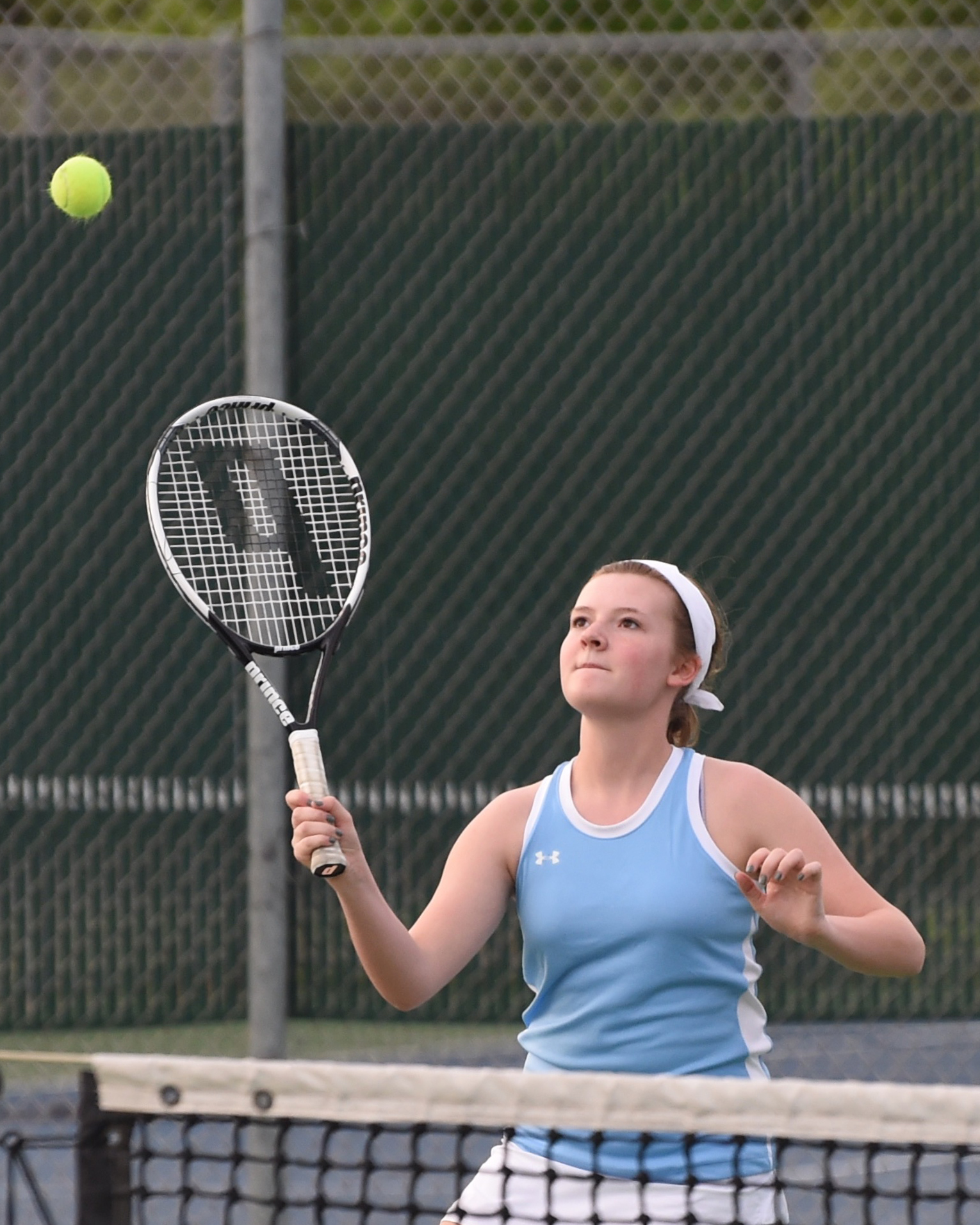 Girls Tennis | Fr. Tolton Catholic High School