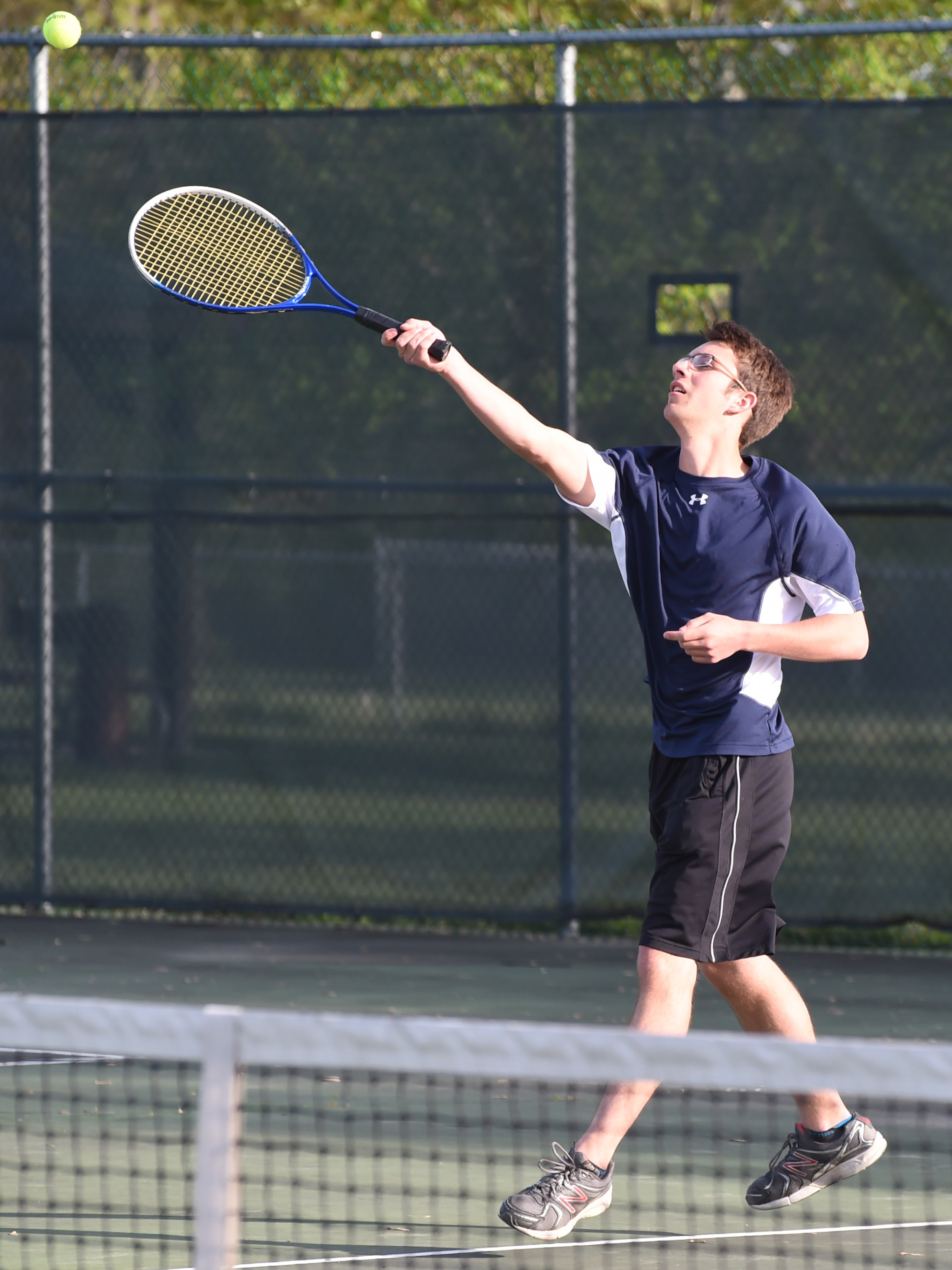Boys Tennis | Fr. Tolton Catholic High School