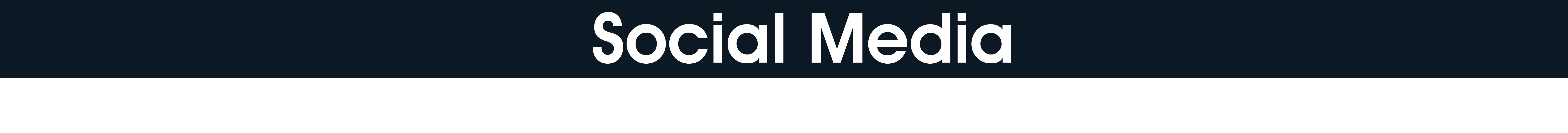 SocialMediaHeader